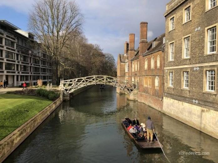 Conocimos la ciudad universitaria de Cambridge 9