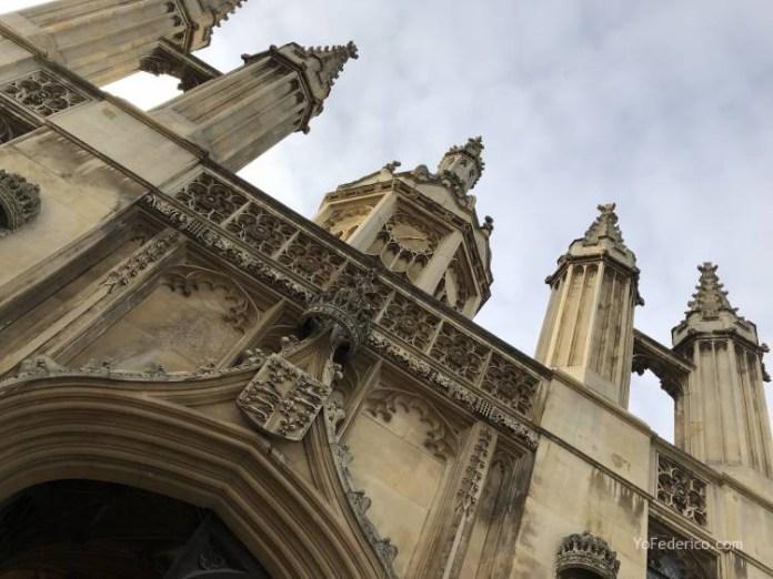 Conocimos la ciudad universitaria de Cambridge 11