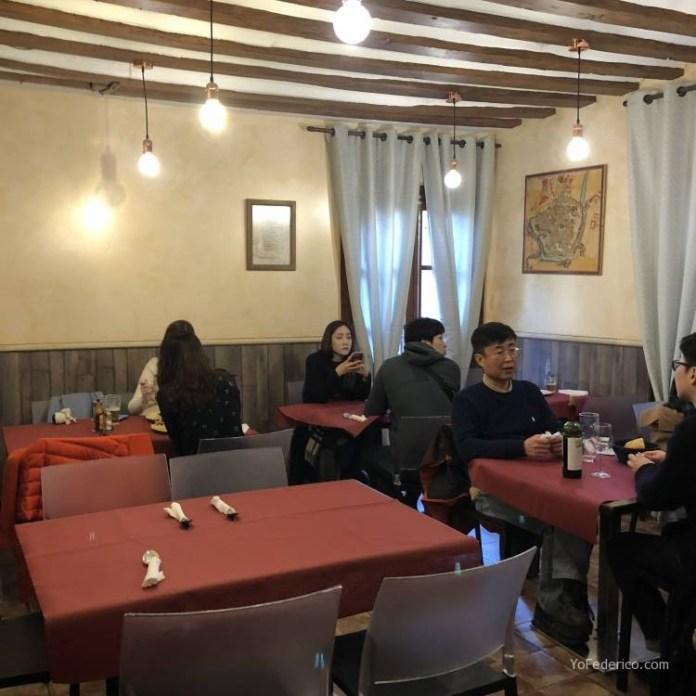 En Toledo almorzamos muy sabrosón 8