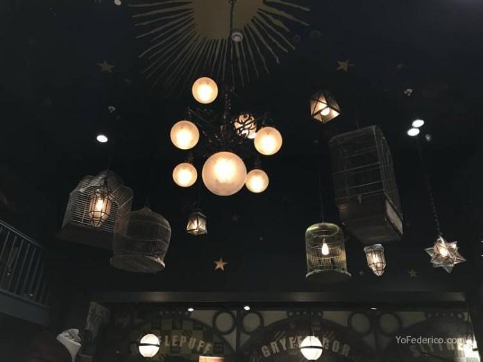 La tienda de Harry Potter en la estación King´s Cross de Londres 6