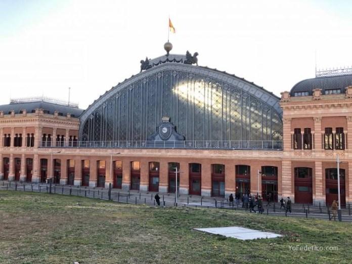 Viajamos en tren de Madrid a Toledo 2