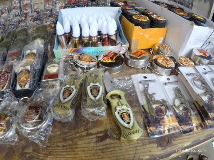 Todas las mamushkas del mercado Izmailovo de Moscú 20