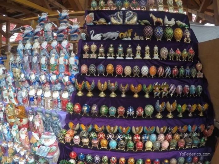 Todas las mamushkas del mercado Izmailovo de Moscú 28