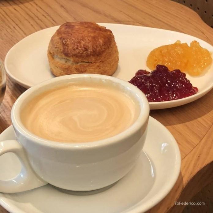 Peyton and Byrne, una cafetería en Londres para ir siempre 1