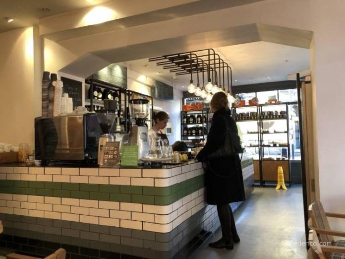 Peyton and Byrne, una cafetería en Londres para ir siempre 3