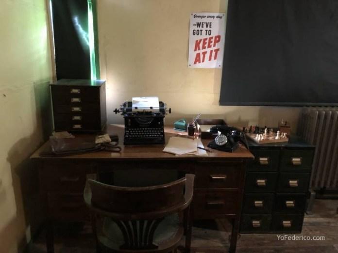 Rompimos el código Enigma en Bletchley Park 9