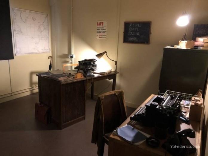Rompimos el código Enigma en Bletchley Park 11