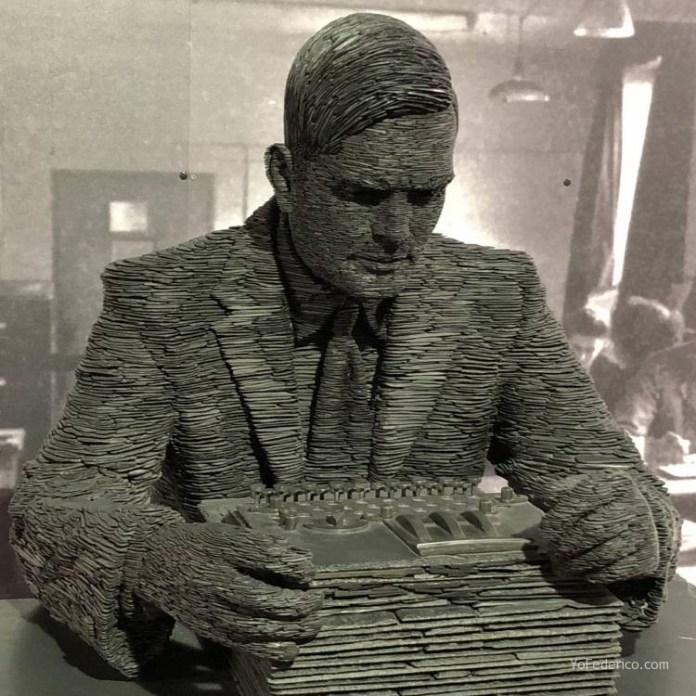 Rompimos el código Enigma en Bletchley Park 13