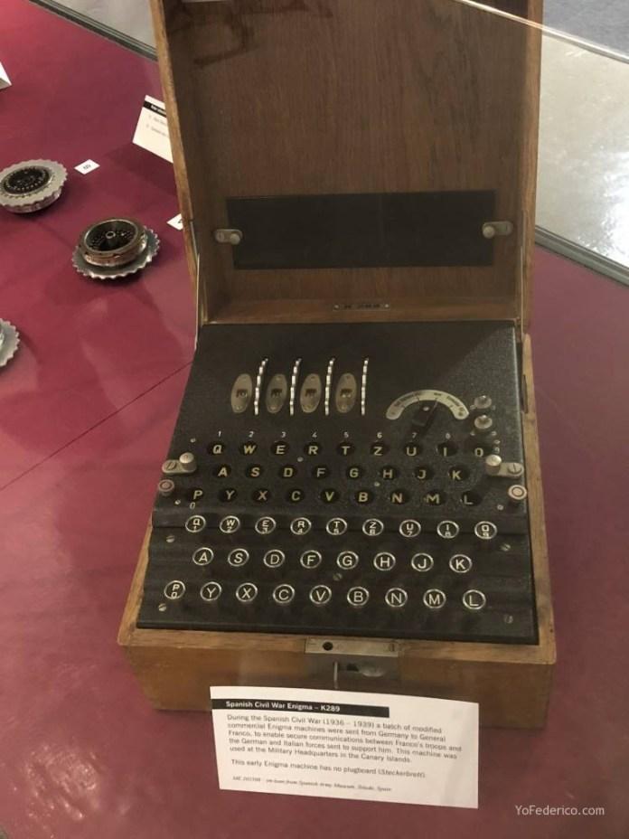 Rompimos el código Enigma en Bletchley Park 18