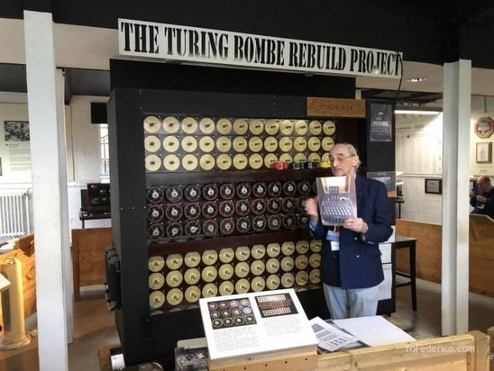 Rompimos el código Enigma en Bletchley Park 22