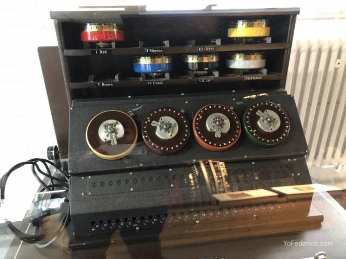 Rompimos el código Enigma en Bletchley Park 25