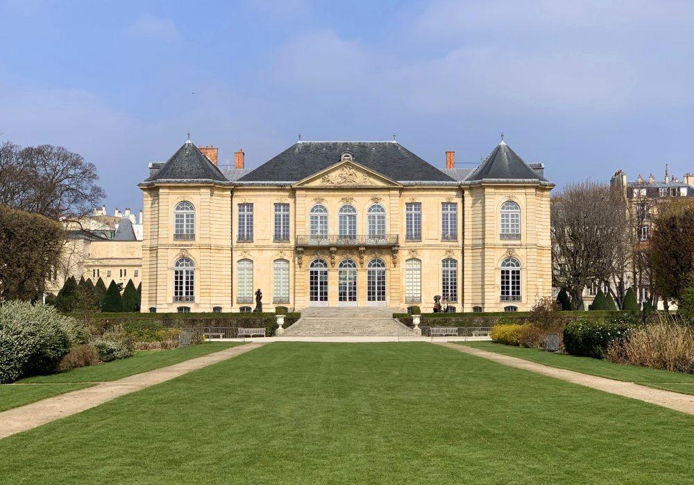 El Museo Rodin de París y la puerta del infierno