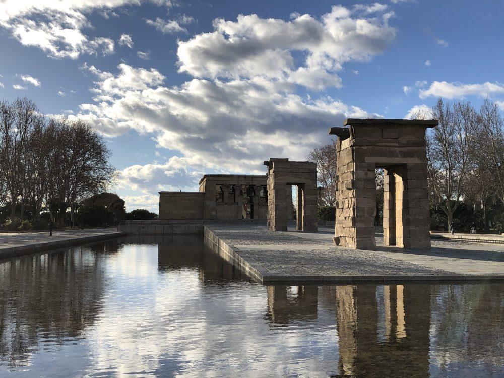 El Templo de Debod, un poco de Egipto en Madrid