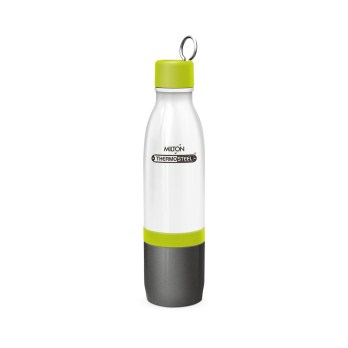 Milton Thermosteel Chai Pani Vacuum Insulated Hot & Cold Water Bottle-800 ML