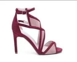 1240 - שיר אלמליח הפרזנטורית של נעלי TO GO,  עיצבה קולקציית קפסולה מיוחדת של נעלי ערב.