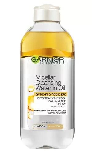 1658 - מפילינג עד מים מסילריים - מוצרי הניקוי שעושים קסמים לעור הפנים.