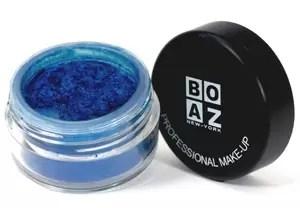 3230 - אזעקת טרנד: כחול אקסטרים באיפור.