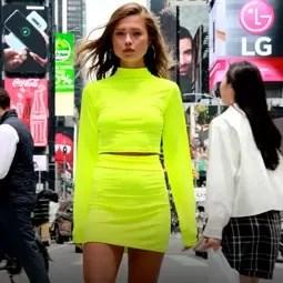 3349 - מייבלין ניו -יורק משיקה ב -IGTV את, Make_It_In_NYC#.