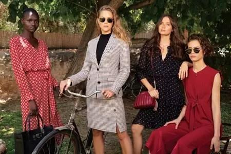 """3487 - מותג האופנה """"גולברי"""" משיק את קולקציית סתיו-חורף 2019/20 היפייפיה."""