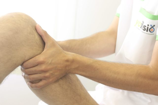 Tendinitis Rotuliana y Rodilla