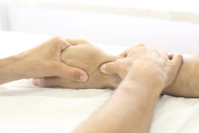 tendinitis de pulgar
