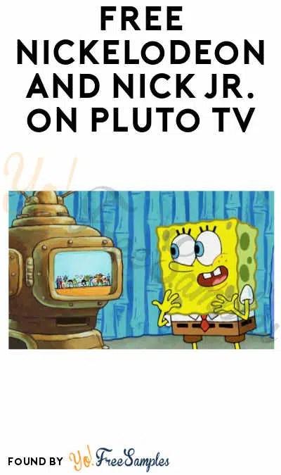 Pluto Tv Nick Jr : pluto, Nickelodeon, Pluto, Samples