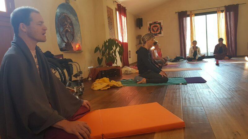 Read more about the article Retraite de Yoga traditionnel avril, juillet et août 2022