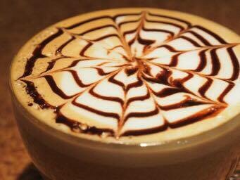 ♦︎Latte Art & raw sweetsのお知らせ