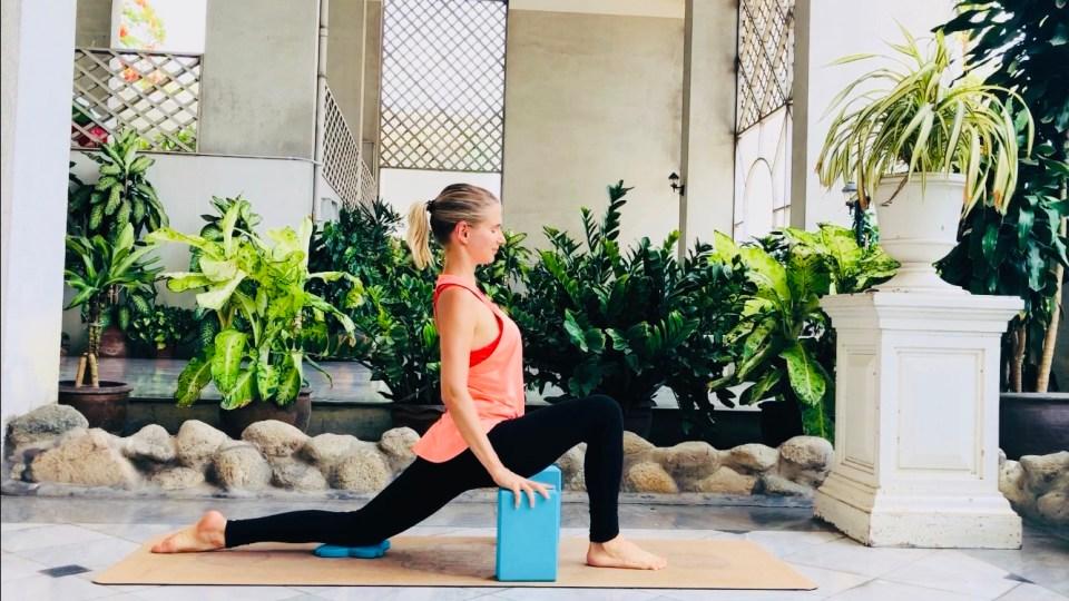 posture-yoga-pour-se-detendre-fente