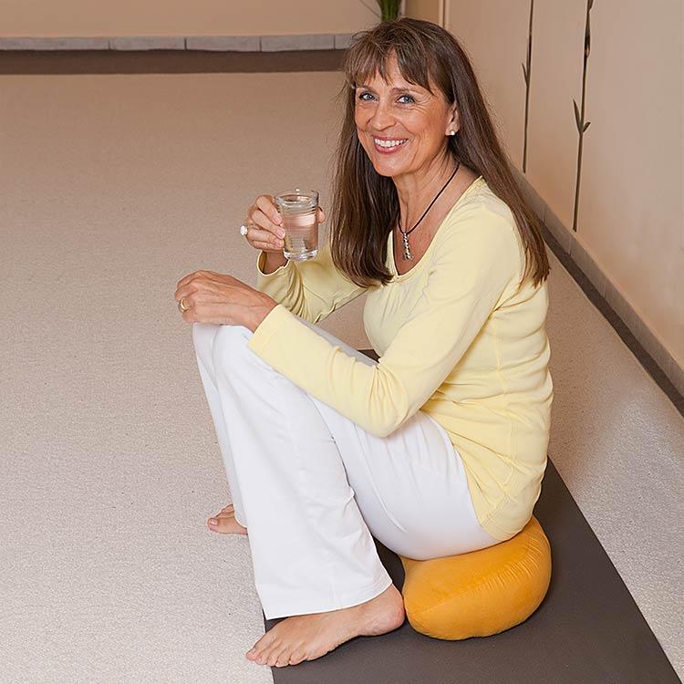 Eva Sell - Yogalehrerin