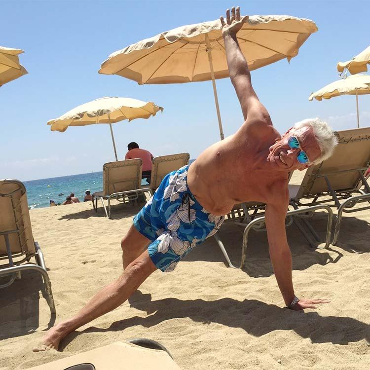 Joachim Sell - Yogalehrer
