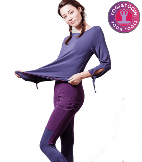 Yoga top lounge yogi comfort M-L