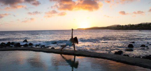 Yoga fordernd