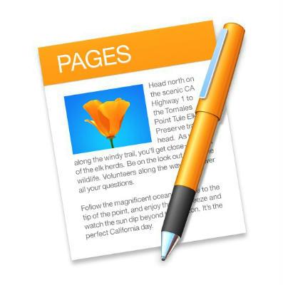 Mac Pages 余白調整💚Wordのかわりに文章作成フリーソフト💖 1分でわかる画像説明💖はじめての簡単MacデビューのMacの使い方💖
