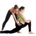 Yoga With Coach, Ardha Hanumanasana (half Monkey God Pose)