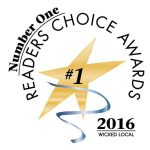 2016 Readers Choice Number One