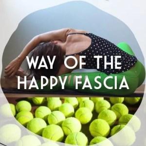 tennis ball self-myofascial release yoga