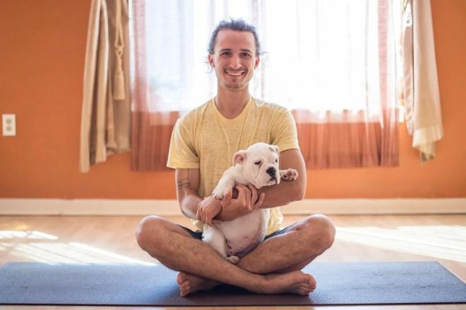 davis burroughs yoga