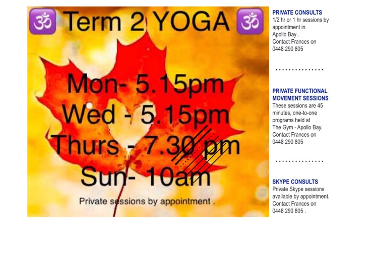 NEW TERM 2 TIMETABLE.001