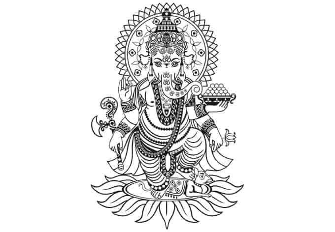 Lord Shiva Black Hd Wallpapers What The Om 5 Symbole Aus Dem Yoga Und Ihre Bedeutung