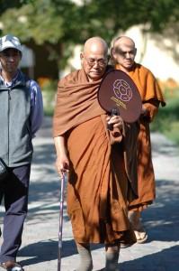 Sayadaw U Pandita Burmese meditation master