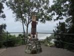 Port Douglas Headstand, QLD, Australia
