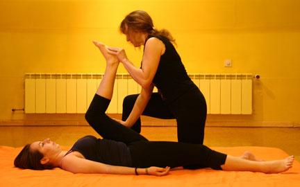 Yogassage & Privéles