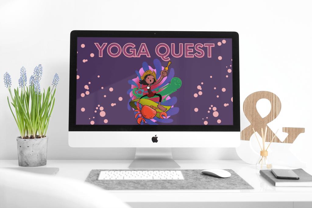 Curso Online de Yoga Para Crianças