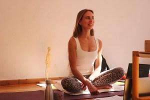 Informationsveranstaltung Yoga Ausbildung mit Dr. med. Wiebke Mohme; Yoglehrer Ausbildung; Yogalehrerinnen Ausbildung in Berlin
