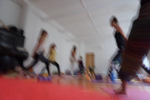 Ganzheitliche Yoga Ausbildung mit Dr. med. Wiebke Mohme. Informationsabend Yoga Ausbildung.