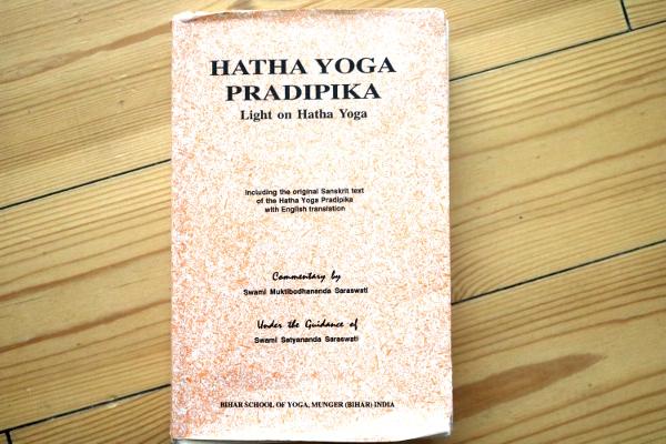 Hatha Yoga Pradipika von Yogi Swatmarama