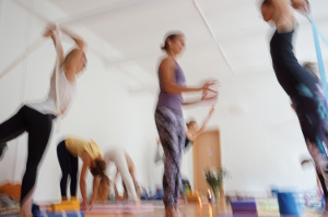 Yoga Essentials, Sadhana, mit Dr. Wiebke Mohme in Berlin