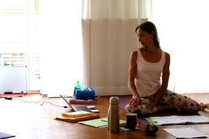 Dr. med. Wiebke Mohme, Ausbildungsleiterin der Yogalehrer Ausbildung