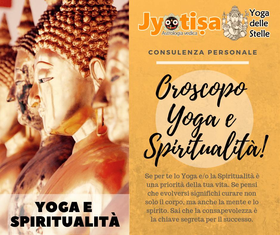 🌟 Oroscopo Spiritualità e Yoga 1